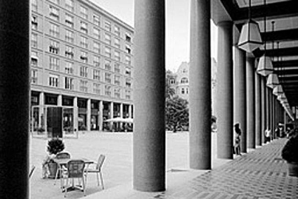 leibniz-kolonnaden